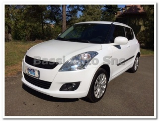Suzuki swift (2010--->)                         usato swift...
