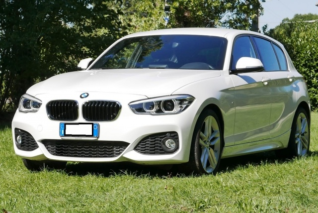 BMW 114 d 5p. Msport-Neo Patentati- 6000 km