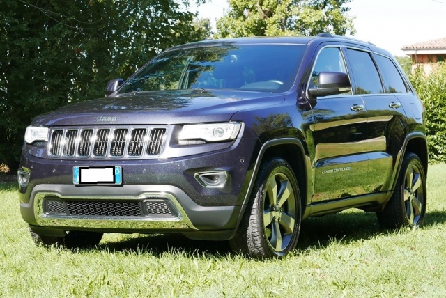 JEEP Grand Cherokee 3.0 V6 CRD 250 CV Multijet II Limited 39000 km