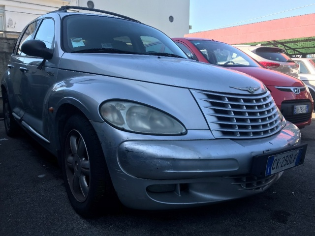 CHRYSLER PT Cruiser Argento pastello