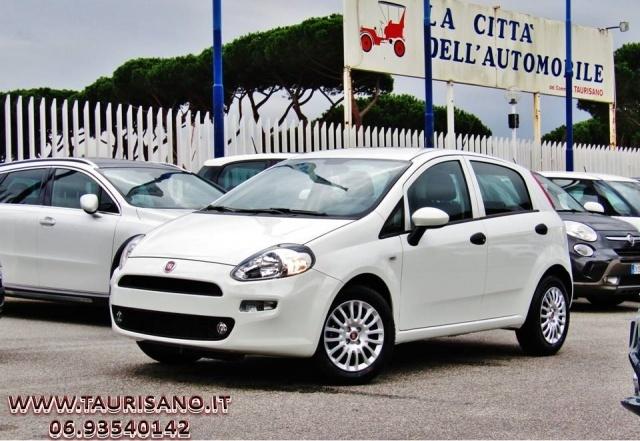 FIAT Punto 1.2 8V 5 porte Street (EURO 6) (KM0) Immagine 3