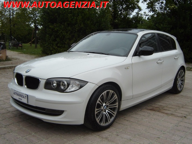 BMW 118 d 2.0 143CV cat 5 porte Attiva DPF 160000 km