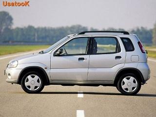 Suzuki Ignis Usato 1.3i 16V cat 4WD GL