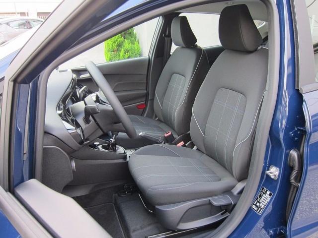 FORD Fiesta PLUS 1.0 100cv 5P CAMBIO AUTOMATICO NUOVO MODELLO Immagine 4