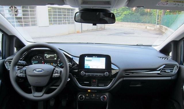 FORD Fiesta PLUS 1.0 100cv 5P CAMBIO AUTOMATICO NUOVO MODELLO Immagine 2