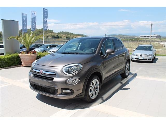 FIAT 500X Marrone metallizzato