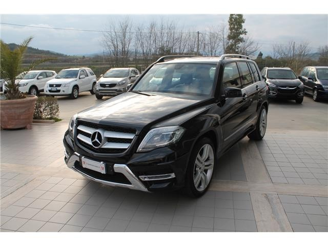 MERCEDES-BENZ GLK 350 Nero metallizzato