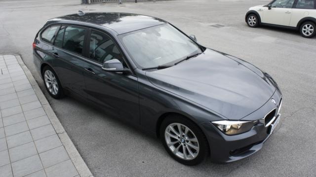 BMW 318 d Touring UNICO PRIOPRIETARIO Immagine 3