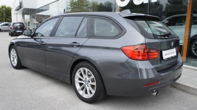 BMW 318 d Touring UNICO PRIOPRIETARIO Immagine 4