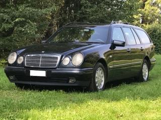 Mercedes classe e usato e 250 turbodiesel cat s.w. elegance
