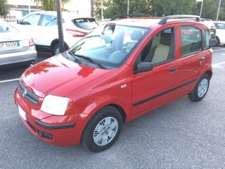 Fiat panda 2 usato panda 1.2 dynamic gpl