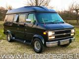 CHEVROLET Chevy Van G20 5.7 V8 AUTO by EXPLORER HIGH TOP CAMPER VAN !!