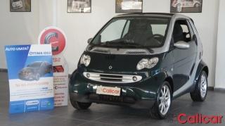 Smart fortwo Usato 700 cabrio grandstyle (45 kW)
