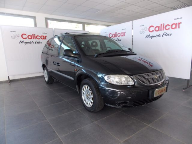 CHRYSLER Voyager 2.5 CRD cat LE Immagine 2