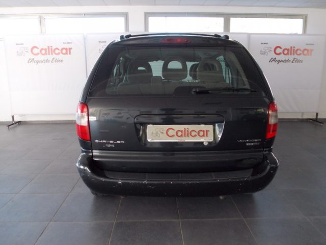CHRYSLER Voyager 2.5 CRD cat LE Immagine 4