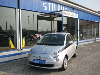 Fiat 500 usato 1.3 multijet 16v 75 cv sport