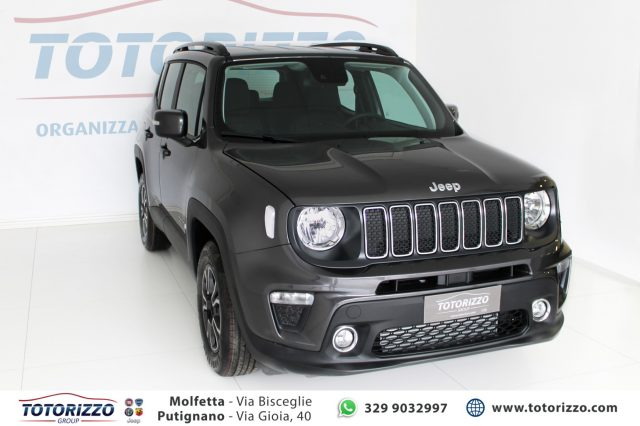 JEEP Renegade My19 1.0 BZ Immagine 1