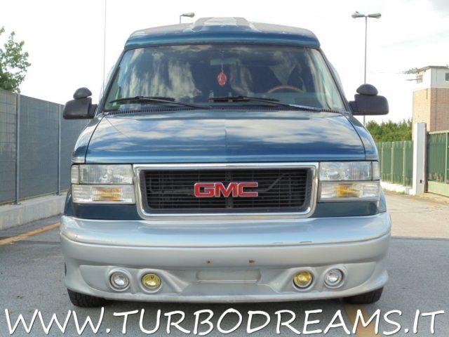 "CHEVROLET Astro VAN 4.3 V6 Autom. CAMPER 7 POSTI ""CALIFORNIA STAR"" Immagine 4"