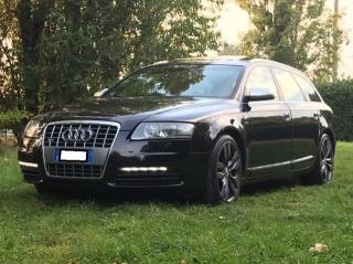 Audi a6 3 usato s6 avant 5.2 v10 qu. tip.