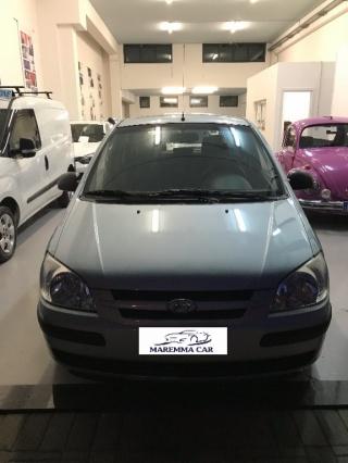 Hyundai getz usato 1.5 crdi td 12v 5p. gls active
