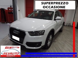 Audi q3 usato 2.0 tdi 140 cv advanced