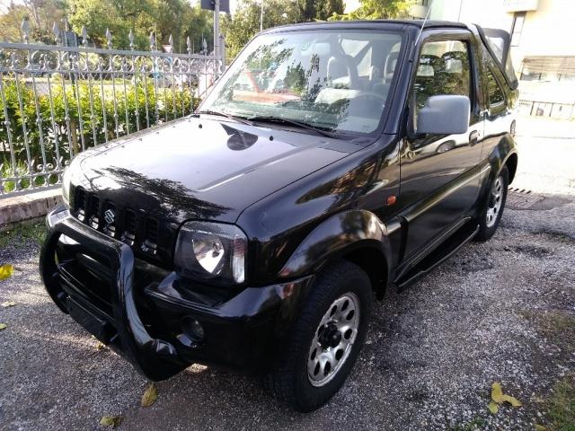 SUZUKI Jimny 1.3i 16V cat Cabrio 4WD JLX 140759 km