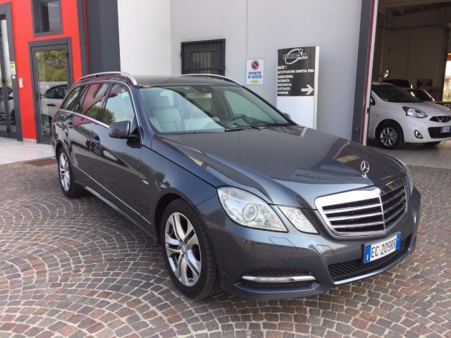 MERCEDES-BENZ E 350 Antracite metallizzato