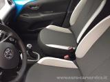 Toyota Aygo 1.0 Vvt-i 69 Cv 5 Porte X-cool Tss Nuova - immagine 2