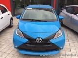 Toyota Aygo 1.0 Vvt-i 69 Cv 5 Porte X-cool Tss Nuova - immagine 3