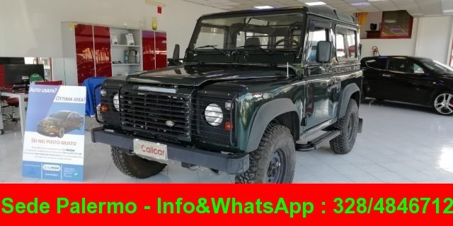 LAND ROVER Defender Verde scuro metallizzato