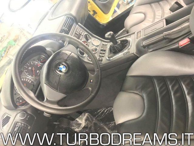 BMW Z3 3.2 24V cat M ROADSTER DAKAR GELB TOP ZUSTAND !!! Immagine 4