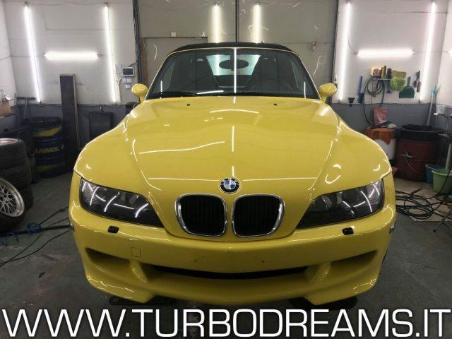 BMW Z3 3.2 24V cat M ROADSTER DAKAR GELB TOP ZUSTAND !!! Immagine 2