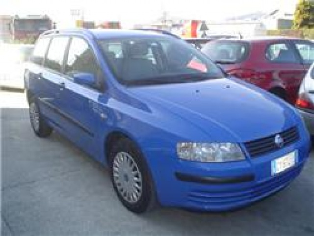 FIAT Stilo 1.9 MJT 120 CV Multi Wagon Active Immagine 0