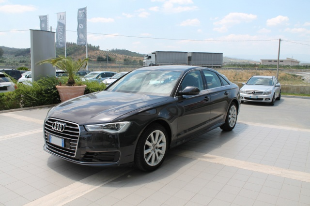 AUDI A6 Marrone metallizzato