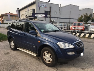 Ssangyong Kyron/New Usato New Kyron 2.0 XVT 4WD Comfort
