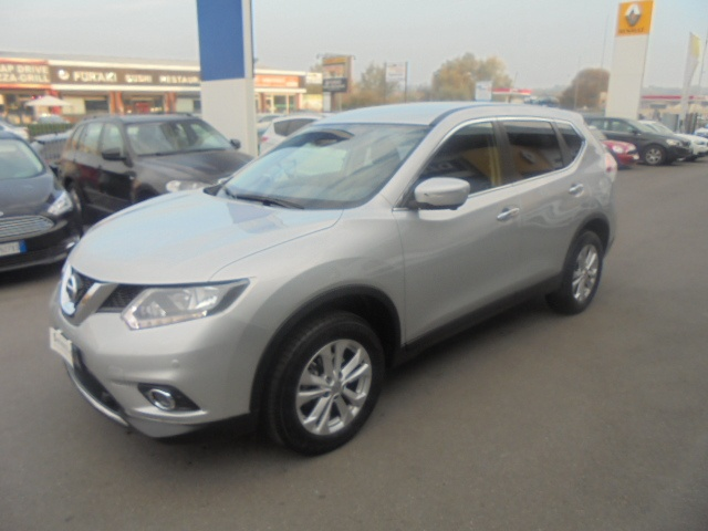 NISSAN X-Trail 1.6 dCi 2WD Acenta Connect 40000 km