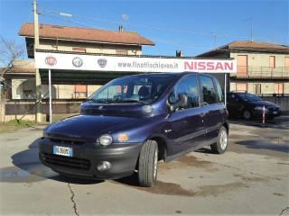 Fiat multipla usato 105 jtd elx