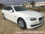Bmw 520 D Touring (tetto Panor.-navi Prof.-pelle Brown) - immagine 1