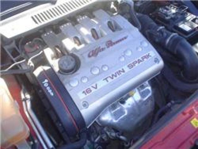 ALFA ROMEO 147 1.6i 16V Twin Spark cat 3p. Progression Immagine 3