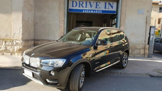BMW X3 sDrive18d xLine 43000 km