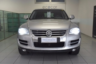 Volkswagen touareg usato 3.0/240cv v6 tdi dpf tip. executive
