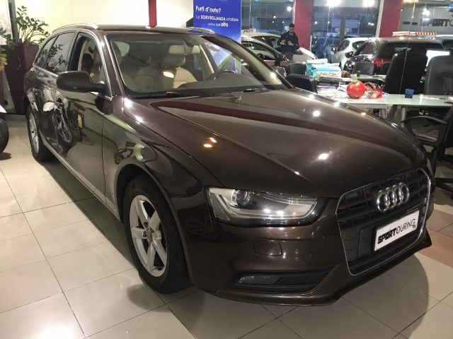 AUDI A4 Marrone metallizzato