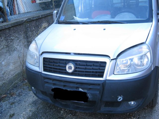 FIAT Doblo Doblò 1.6 16V Nat.Pow. Cargo Maxi Lam. Immagine 1