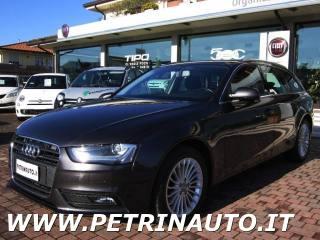 Audi a4 4 usato a4 avant 2.0 tdi 143cv f.ap. mult. amb.