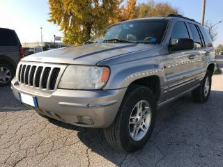 Jeep grand cherokee usato 3.1 td cat limited