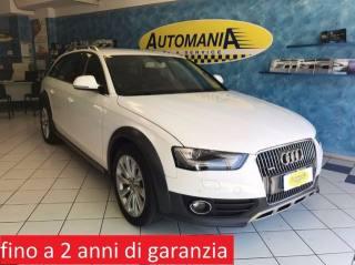 Audi A4 allroad                               Usato A4 allroad 2.0 TDI 177CV S tronic