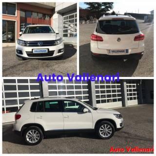 Volkswagen tiguan usato 2.0 tdi 140cv 4motion sport & style