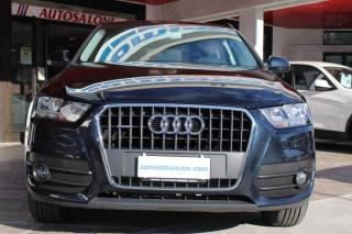 Audi Q3 Usato 2.0 TDI 177CV quattro S tronic