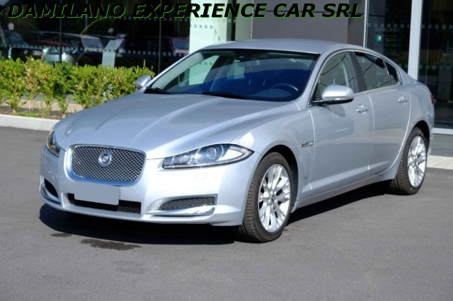 JAGUAR XF 2.2 D 190 CV Luxury FULL OPTIONAL