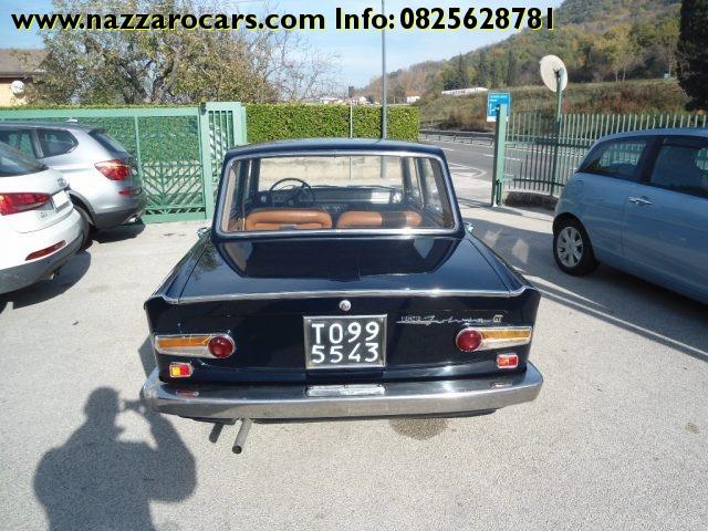 LANCIA Fulvia BERLINA GT CAMBIO A PAVIMENTO Immagine 4